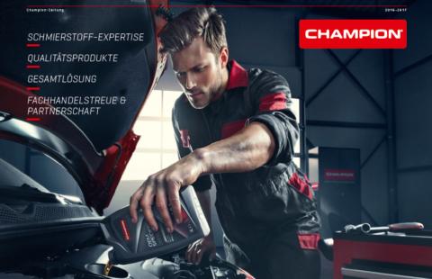 Champion® Werkstatt-Programm