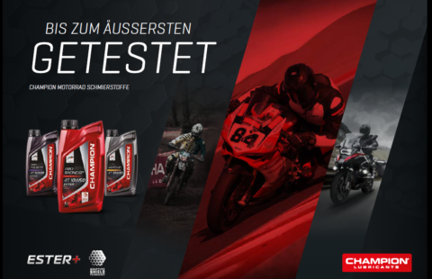 Champion® Motorrad Schmierstoffe